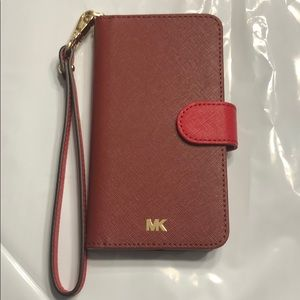 Cell phone case MK
